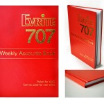 707 Weekly Accounts Book